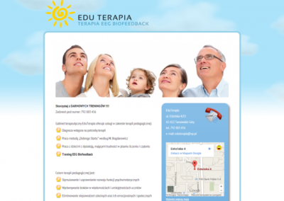 BIOFEEDBACK– Strona dla terapeutów