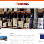 BUDMAG.COM.PL - Strona internetowa dla firmy z branży budowlanej