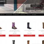 COWGIRL BOOTS  - Sklep internetowy z butami
