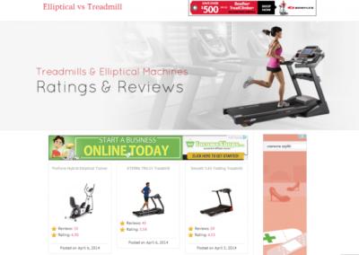 ELLIPTICAL MACHINES – Strona z katalogiem produktów