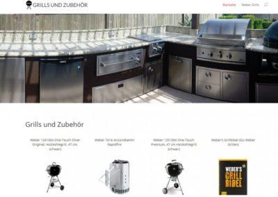 GRILLZUBEHOR – Sklep internetowy w języku niemieckim