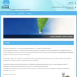ITIMAT - Strona internetowa dla firmy z branży stalowej