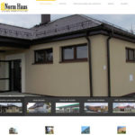 NORMHAUS.PL – Strona internetowa dla firmy budowlanej