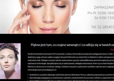 STUDIOCOCO.PL – Strona dla studia kosmetyki