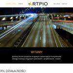 ARTPIO.PL  - Strona internetowa dla biura projektowego