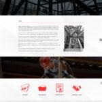 ASERO.NET.PL - Firmowa strona internetowa