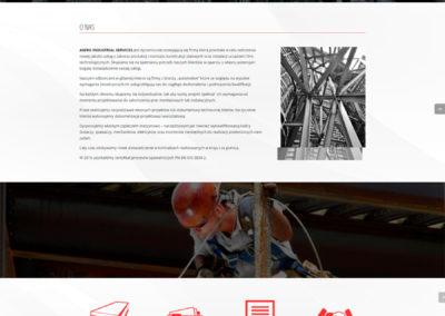 ASERO.NET.PL – Firmowa strona internetowa