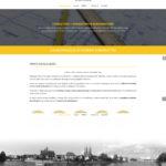 CONSULTIMA.PL - Strona internetowa dla biura projektowego