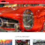 OKTAWIAN-MERCBENZ.COM.PL – Strona internetowa dla branży samochodowej