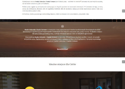 OSADALEKRANKA.PL – Strona dla branży turystycznej
