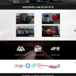 GSF-POLSKA.PL - Strona internetowa dla branży transportowej