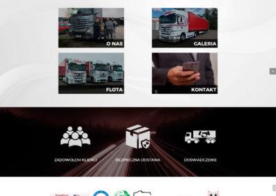 GSF-POLSKA.PL – Strona internetowa dla branży transportowej