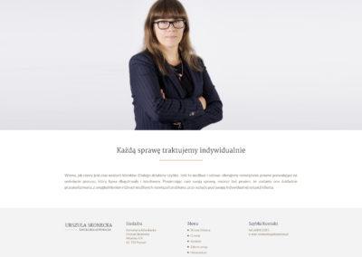 SKONECKA.PL – Strona dla kancelarii adwokackiej