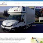 SPTRANS.EU - Strona internetowa dla firmy transportowej