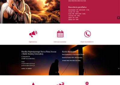 STRZYBNICA.PL – Strona internetowa dla parafii