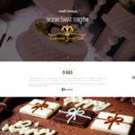 SWEETCAKE.EU – Strona internetowa dla cukierni