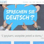 BESTERSTART.EDU.PL – Strona internetowa dla szkoły językowej