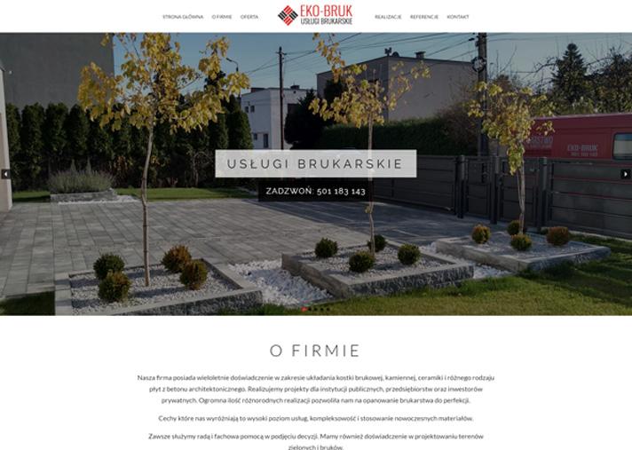 EKO-BRUK.PL – Firma brukarska