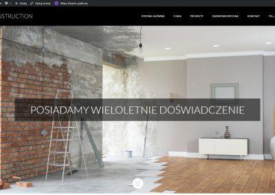 AWCONSTRUCTION.PL – Firma budowlana
