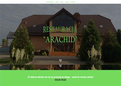 Arachid.pl – Restauracja