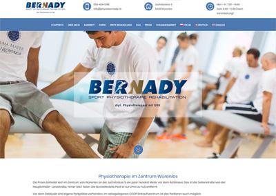 Physiobernady.ch – Gabinet fizjoterapii