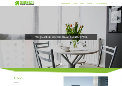E-greenhouse.com – Zarządzanie nieruchomościami