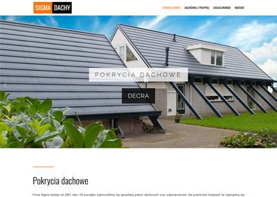 Sigma-dachy.com.pl