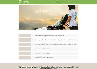 Agnespersonal.com – Opieka nad starszymi osobami