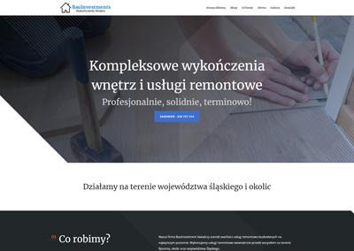 Bauinvestments.pl – Wykończenia wnętrz