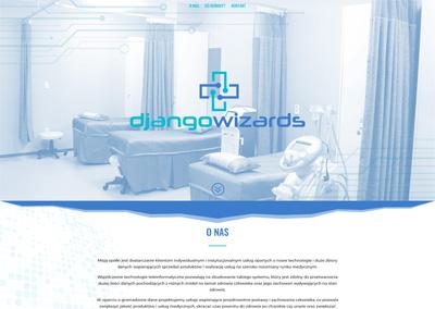 Djangowizards.pl – Nowe technologie