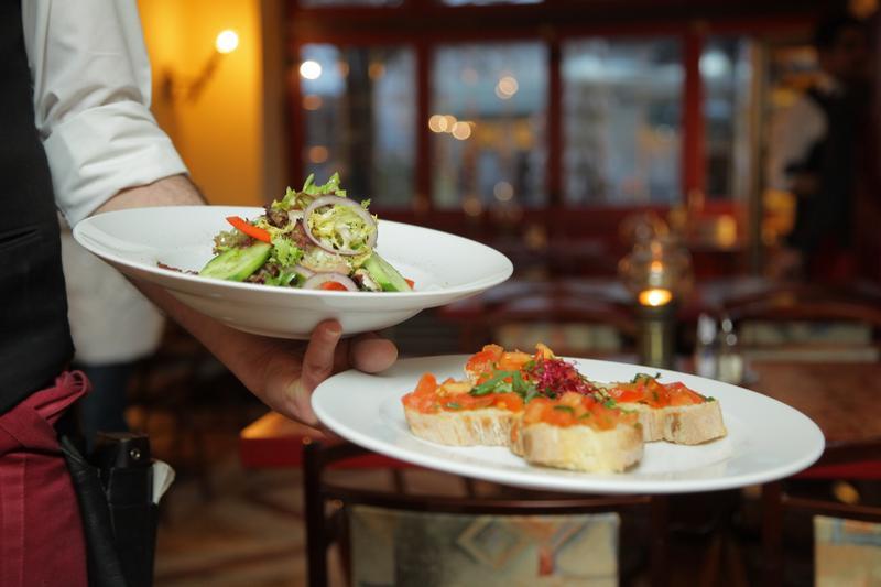 Strony internetowe dla restauracji i gastronomii