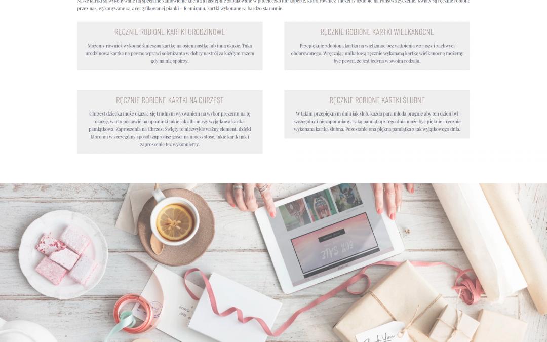 Modartstudio.eu – Ręcznie robione kartki okolicznościowe